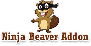 Ninja Beaver Addon Documentation